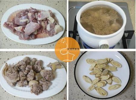 凤眼果老鸭汤的做法步骤3-6