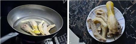 薏米冬瓜老鸭汤的做法步骤1-2
