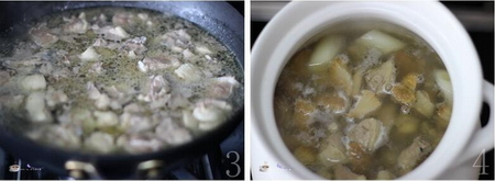 竹荪猴头菇老鸭汤的做法,夏季煲汤首选老鸭汤制作诀窍步骤5-6