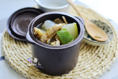 薏米冬瓜老鸭汤的做法