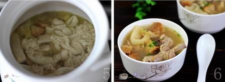 竹荪猴头菇老鸭汤的做法,夏季煲汤首选老鸭汤制作诀窍步骤1-2