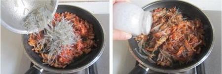 泡菜粉丝包子的做法步骤7-8