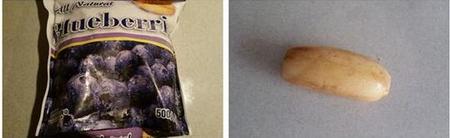 蓝莓藕片的做法步骤1-2