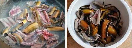 莲藕烧鳝鱼的做法步骤1