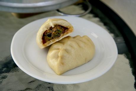 西葫芦牛肉包子的做法