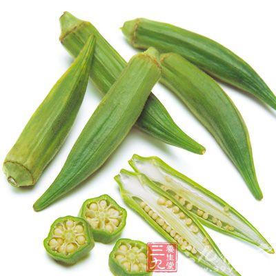一品五角黄秋葵的植株高度在一米五到2米之间