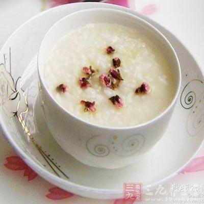 美味营养鲜藕粥