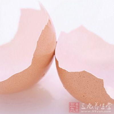 鸡蛋壳图片