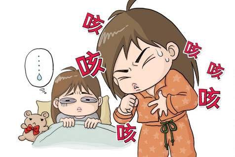 治疗小儿久咳不愈的特效偏方